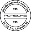 Officially approved Porsche Club 299